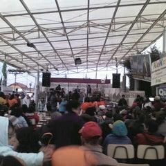 Photo taken at Plaza de Armas de Fresia by Guillermo V. on 10/25/2012