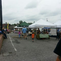 Photo taken at Annapolis Farmers Market by A K. on 7/28/2013