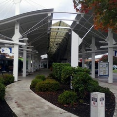 Photo taken at Olympia Transit Center by Janeil A. on 10/23/2012