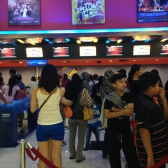 Photo taken at TGV Cinemas by دي on 2/9/2013