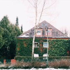 Photo taken at Bogenhausen by Felix H. on 1/24/2016