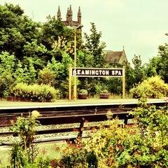 Photo taken at Leamington Spa Railway Station (LMS) by Valeria B. on 7/21/2013