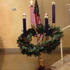 Photo taken at St. Francis Of Assisi Church by Ashur T. on 12/15/2012