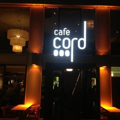 Photo taken at Cafe Cord by Kudrenko O. on 6/15/2013