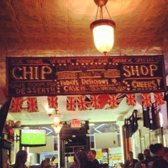 Photo taken at The Atlantic ChipShop by Emeltri G. A. on 4/7/2013