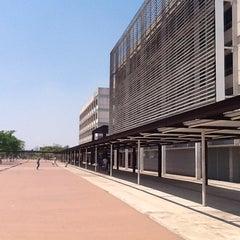 Photo taken at ETEC Parque da Juventude by Aldo V. on 10/7/2012