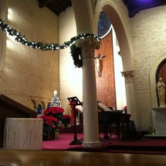 Photo taken at Saint Joseph Cathedral by Aileen S. on 12/25/2012