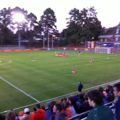 Photo taken at Historic Riggs Field by Frank G. on 11/1/2012