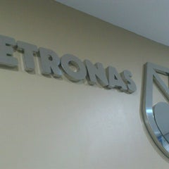 Photo taken at PETRONAS Sarawak Regional Office by BabyJen on 2/13/2013