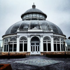 Photo taken at New York Botanical Garden by nathan a. on 1/12/2013