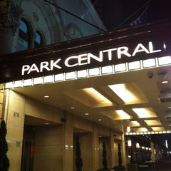 Photo taken at Park Central New York by Michelle M. on 10/8/2012