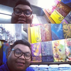 Photo taken at Bazaar Buluh Kubu by Haziq A. on 5/1/2016