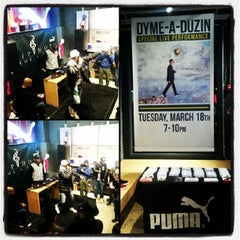 Photo taken at The PUMA Store by Lawrence H. on 3/19/2014