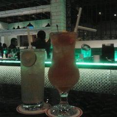 Photo taken at Ayahuasca Restobar Lounge by Carlos C. on 4/21/2013