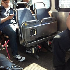 Photo taken at Big Blue Bus #10 by joni on 4/28/2014