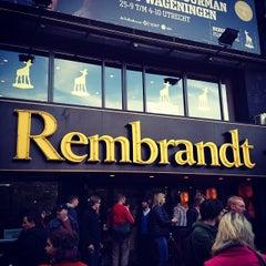 Photo taken at Pathé Rembrandt Utrecht by Hartje U. on 10/2/2013