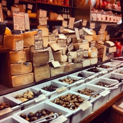 Photo taken at Di Bruno Bros. by Liam O. on 11/8/2013