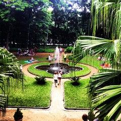 Photo taken at Parque Lage by Luiz M. on 4/3/2013