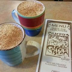 Photo taken at Campus Coffee Bean by Gretchen B. on 3/28/2015