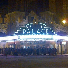 Photo taken at Palace Theatre by Frank C. on 1/27/2013