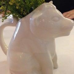 Photo taken at La Taba Restaurante Argentino by Patz on 11/7/2014