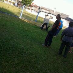 Photo taken at Masjid Jamek Paka by Nor Akmal H. on 10/27/2012