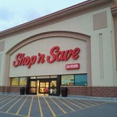 Photo taken at Shop N Save by Jenn S. on 10/12/2011