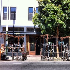 Photo taken at Four Barrel Coffee by C-Spy C. on 6/7/2012