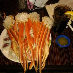 Photo taken at Choices Buffet at Pala Casino Spa & Resort by Jorge R. on 12/17/2011