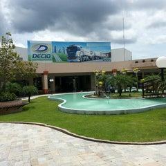 Photo taken at Décio Auto Posto by Roberto Q. on 3/16/2013