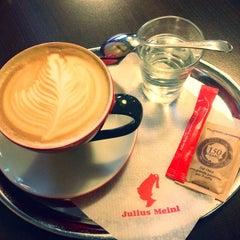 Photo taken at Café Colore by Alena K. on 2/15/2013