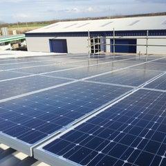 Photo taken at Cambridge Solar Ltd by Owen M. on 2/12/2013