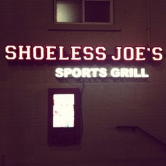 Photo taken at Shoeless Joe's by Cat B. on 12/2/2012