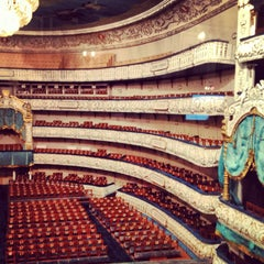 Photo taken at Мариинский театр / Mariinsky Theatre by Marina S. on 6/29/2013
