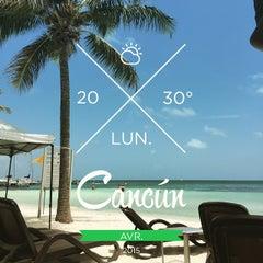Photo taken at Temptation Resort & Spa Cancun by Jim B. on 4/20/2015