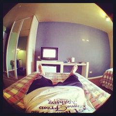 Photo taken at Promenade Hotel by Eduardo S. on 10/20/2012