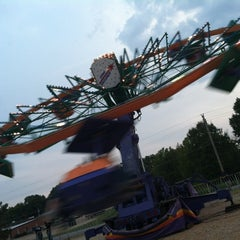 Photo taken at Crossroads Arena by Mystery J. on 9/16/2012