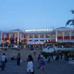 Photo taken at Discovery Shopping Mall by Ridho I. on 12/1/2012