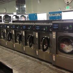 Photo taken at Federal Hill Laundromat by Nicholas C. on 5/24/2013