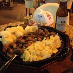 Photo taken at Capitão Bar by Ana Regina K. on 1/18/2013