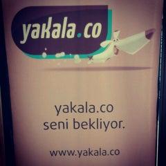 Photo taken at yakala.co by Elif B. on 5/2/2013