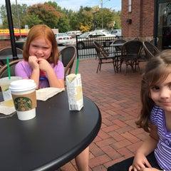 Photo taken at Starbucks by Shayna R. on 10/11/2014