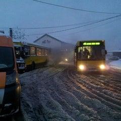 Photo taken at Okretnica Zemun-Novi Grad by Miroslav Ž. on 12/14/2012