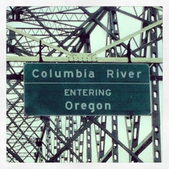 Photo taken at Oregon/Washington Border by Ida B. on 6/15/2013