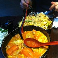 Photo taken at Noodle by Figen P. on 7/16/2013