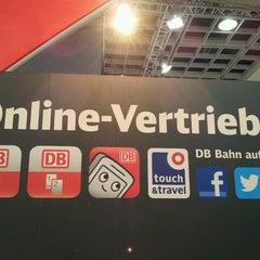 Das Foto wurde bei ITB Berlin von AF_Blog am 3/10/2013 aufgenommen