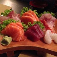 Photo taken at Nami Sushi Restaurant by Massimiliano S. on 4/18/2013