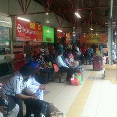 Photo taken at Hentian Duta Bus Terminal by Mohd Farhan D. on 10/25/2012