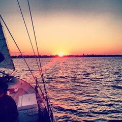 Photo taken at Chesapeake Bay by Royal R. on 5/14/2013