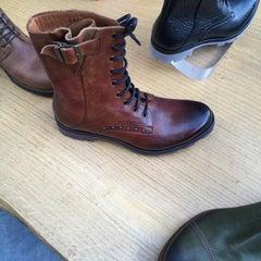 Photo taken at John Fluevog Shoes by Brent G. on 11/15/2015